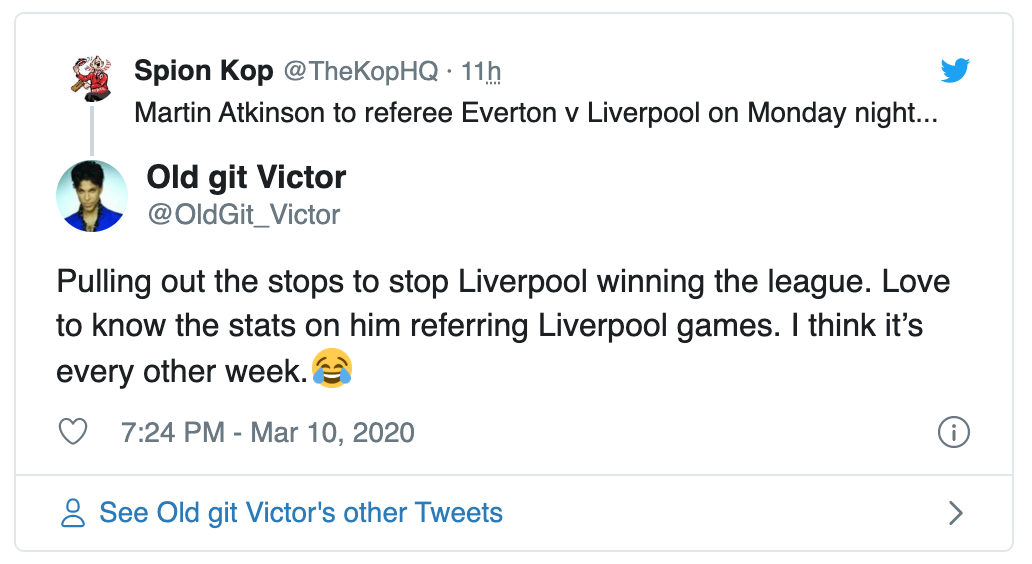 """""""OH DEAR GOD"""" – TONS OF REDS FANS FUME AT NEWS THAT COULD """"STOP LIVERPOOL WINNING THE LEAGUE"""" - Bóng Đá"""