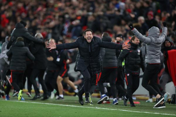 TRỰC TIẾP Liverpool 2-3 Atletico: Atletico nhấn chìm Anfield, hiên ngang vào tứ kết! - Bóng Đá