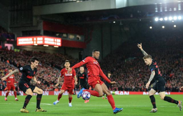 TRỰC TIẾP Liverpool 0-0 Atletico: Henderson trở lại (H1) - Bóng Đá