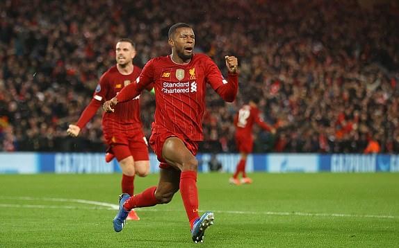 TRỰC TIẾP Liverpool 1-0 Atletico: Wijnaldum mở điểm (H1) - Bóng Đá