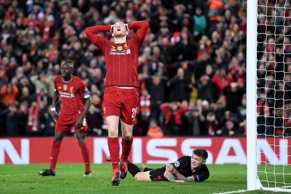 TRỰC TIẾP Liverpool 1-0 Atletico: Liverpool tấn công vũ bão (H2) - Bóng Đá