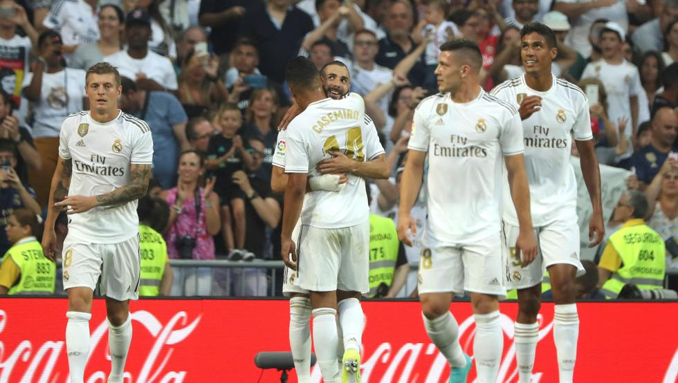 Real Madrid players to train at home while quarantine is in effect - Bóng Đá