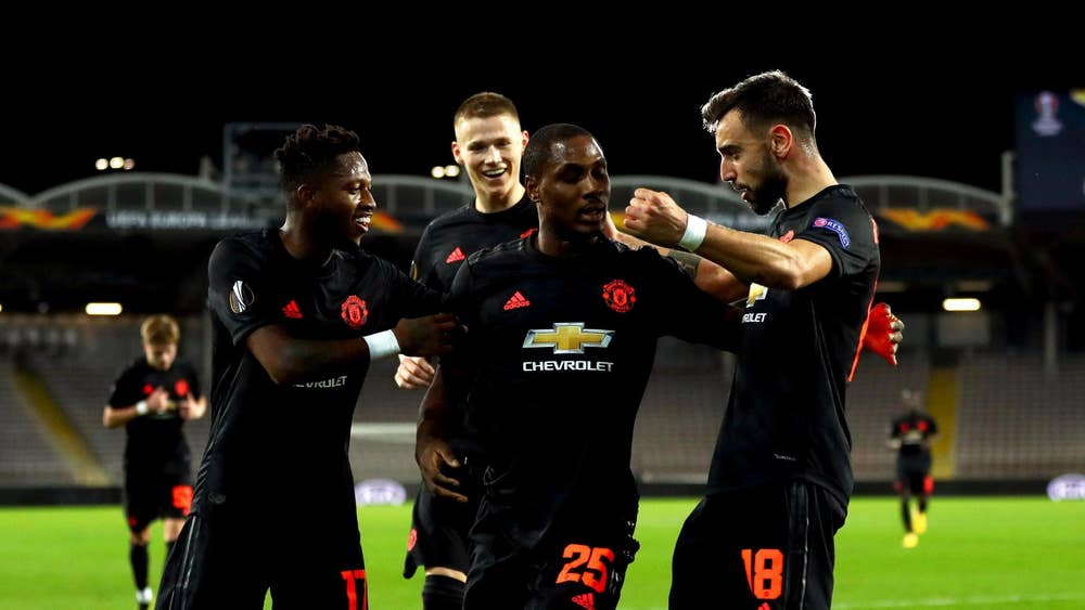 Ighalo expects Manchester United midfielder Fernandes to score plenty of goals - Bóng Đá