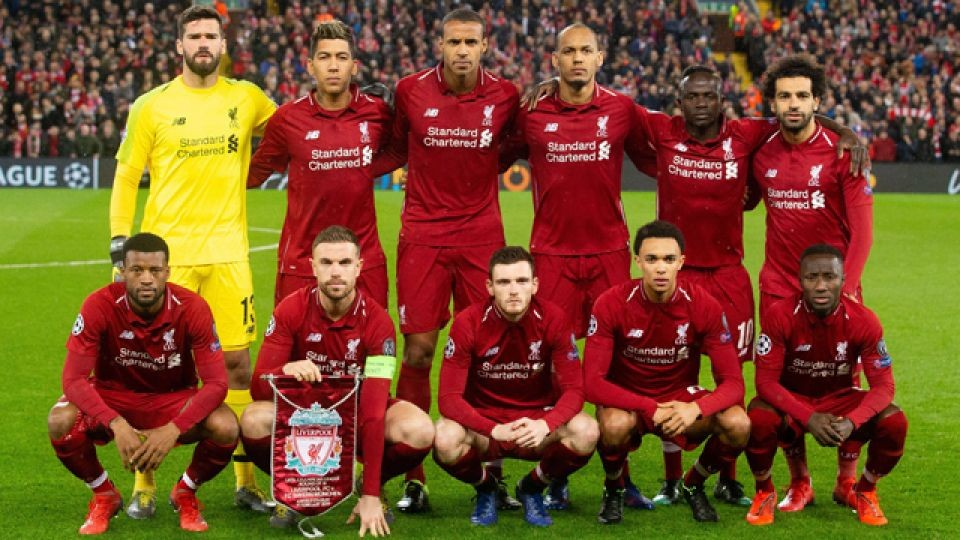Liverpool squad named 'most valuable in Europe' with Jurgen Klopp's men worth estimated £1.27bn and ahead of Manchester City and Barcelona - Bóng Đá