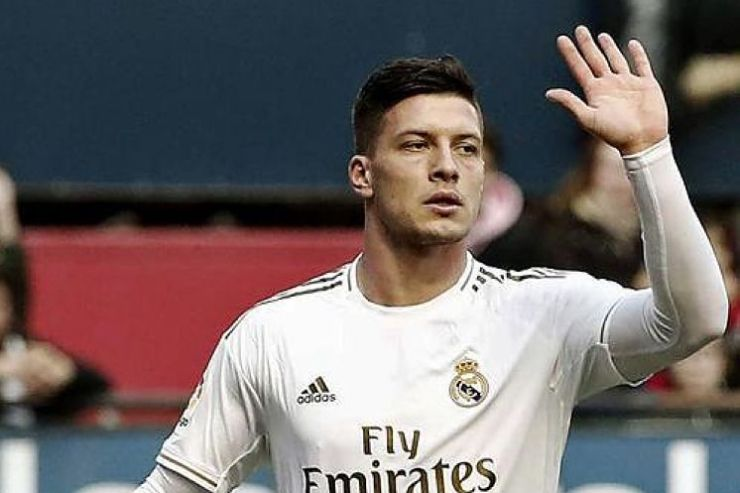 Jovic's five sins at Real Madrid - Bóng Đá