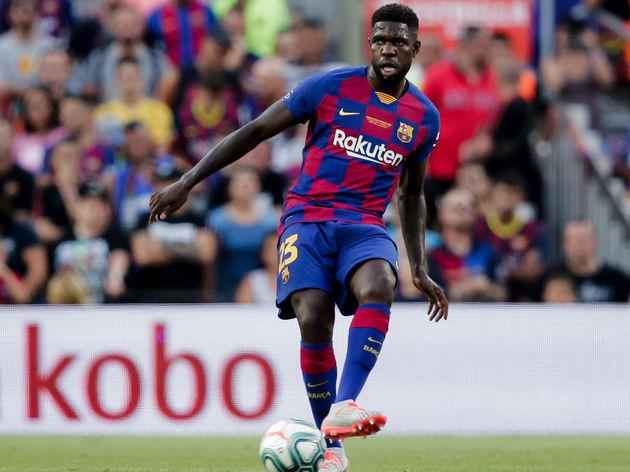 Barcelona set £46m price-tag for Manchester United target - Bóng Đá