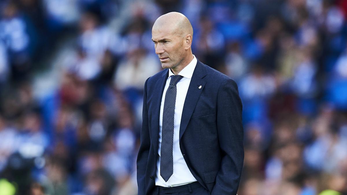 Alto el fuego en la pizarra de Zidane - Bóng Đá
