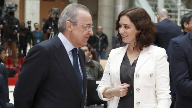 Real Madrid thanked for major donation of medical supplies - Bóng Đá