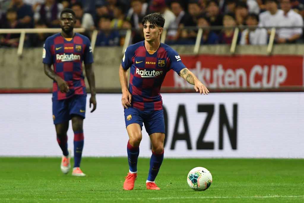 Barcelona to offer promising attacker a pay-rise with new contract - Bó.ng Đá.