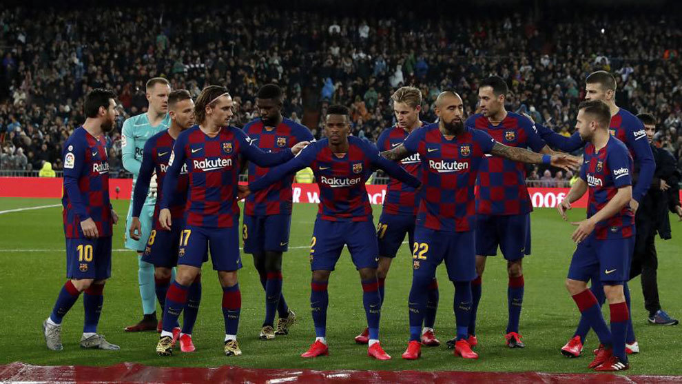 Barcelona players are unconvinced by the club's first pay cut proposal - Bóng Đá