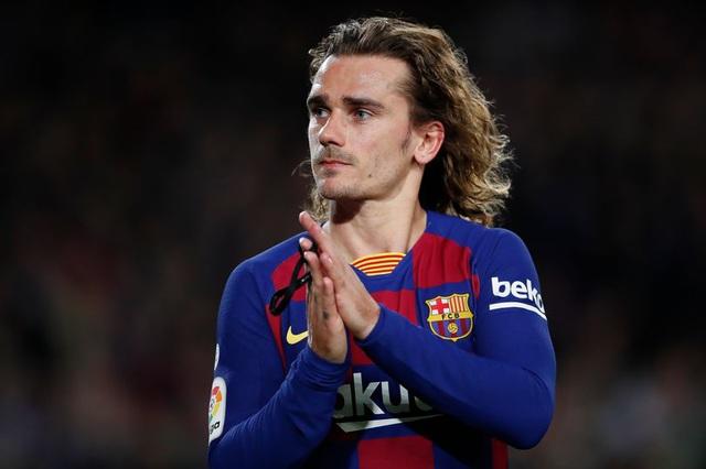 Man Utd 'on red alert' as Barcelona name transfer price for Antoine Griezmann - Bóng Đá