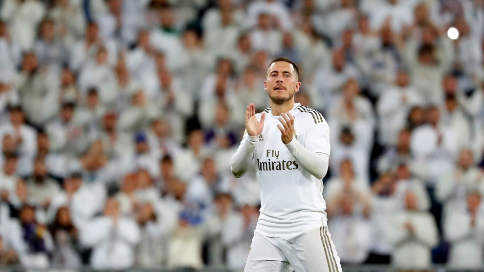 Hazard: My first season at Real Madrid has been bad - Bóng Đá