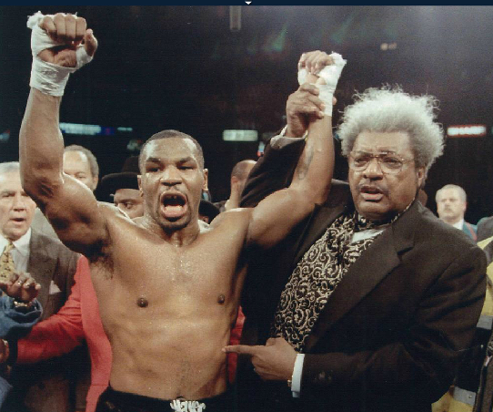 Mike Tyson: I was an animal with money - Bóng Đá