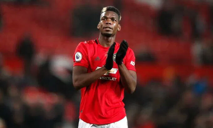 Real 'must move now or never for Pogba as United are set to begin talks to renew the midfielder's contract'...  - Bóng Đá