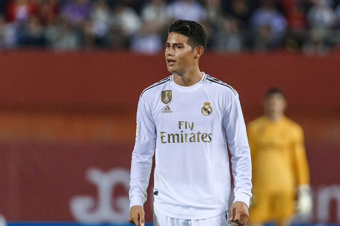 Real Madrid: Arsenal have best chance at James Rodriguez - Bóng Đá