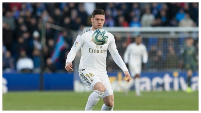 Real Madrid  Jovic sparks outrage in Serbia - Bóng Đá