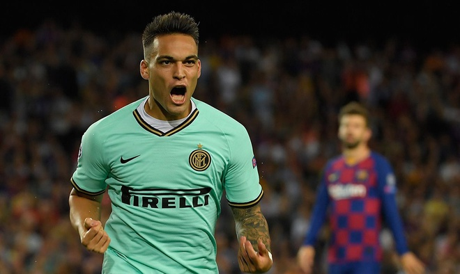 Spanish Report Suggests Inter Striker Lautaro Martinez Has Agreed To Join Barcelona On One Condition - Bóng Đá