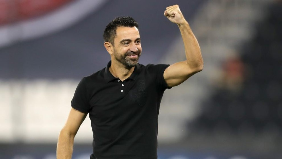 Xavi: I want to go back to Barcelona - Bóng Đá