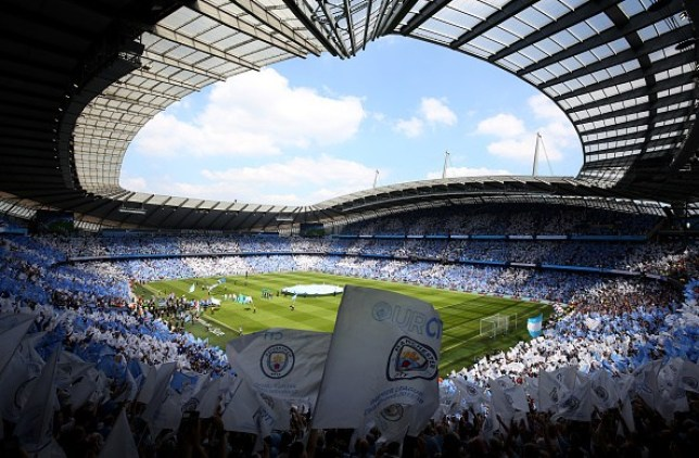 Manchester City sign over use of the Etihad to the NHS during Covid-19 crisis  - Bóng Đá