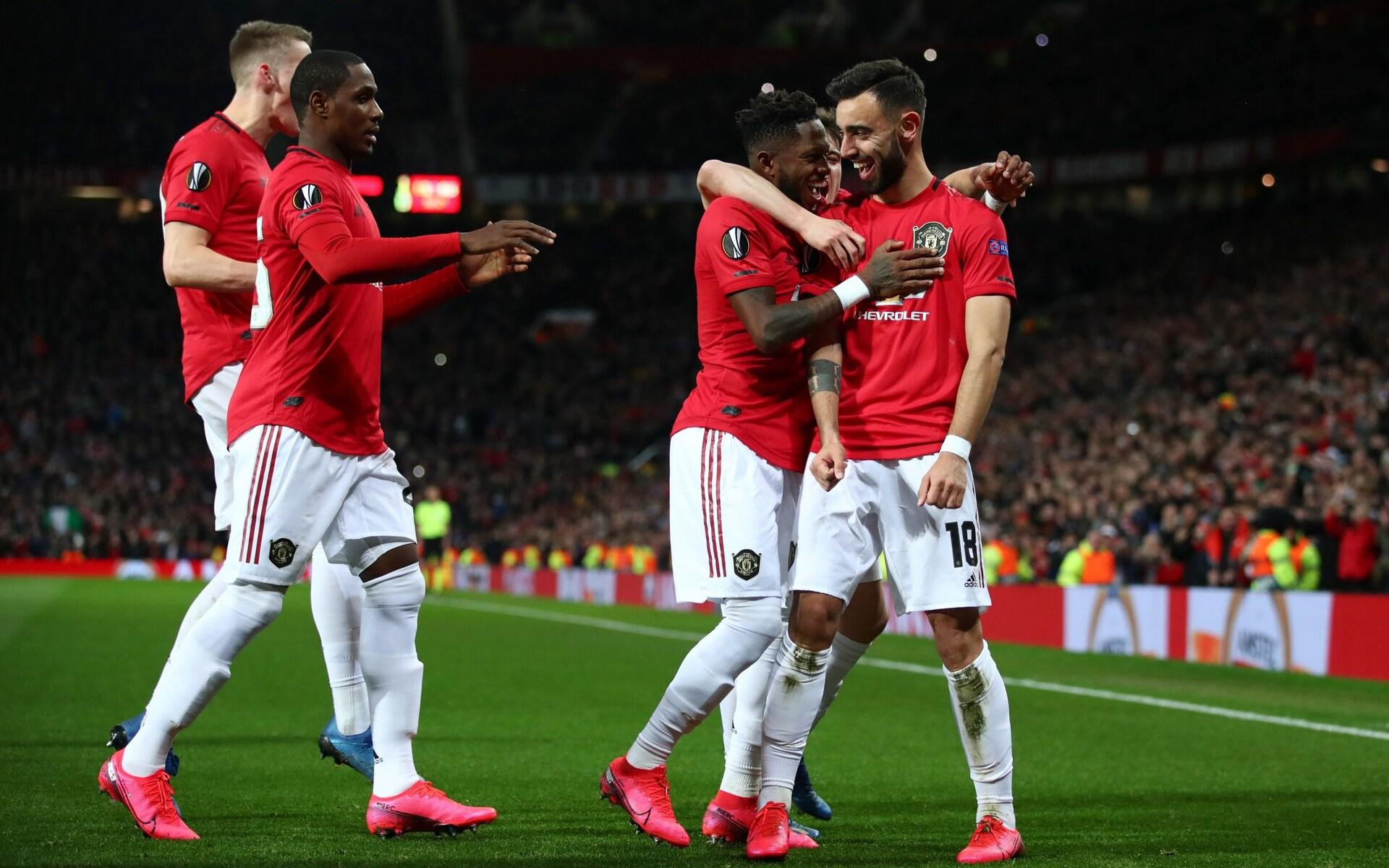 How Man United could line up if Jadon Sancho signs – Opinion - Bóng Đá
