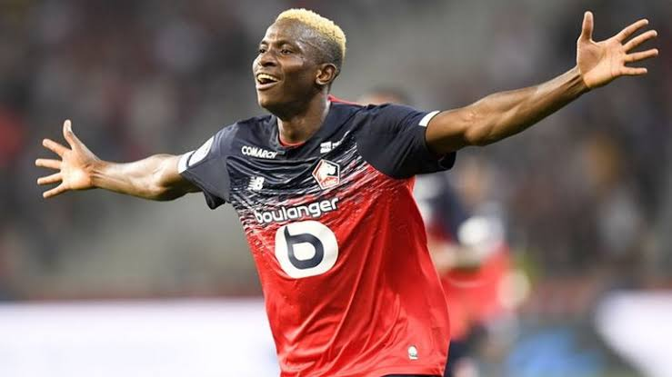Report: Arsenal join Tottenham and Manchester United in Victor Osimhen race - Bóng Đá