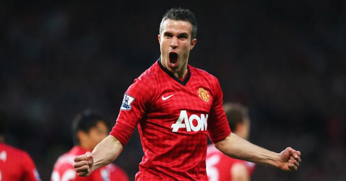 Van Persie lần đầu tiết lộ 5 đồng đội tốt nhất tại Man Utd - Bóng Đá