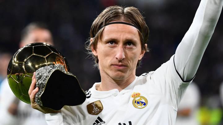 Modric set to stay with Real Madrid through to 2021 - Bóng Đá