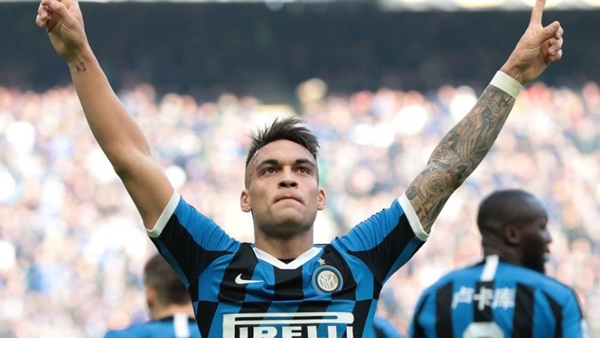 Suarez: Lautaro has fantastic movement - Bóng Đá
