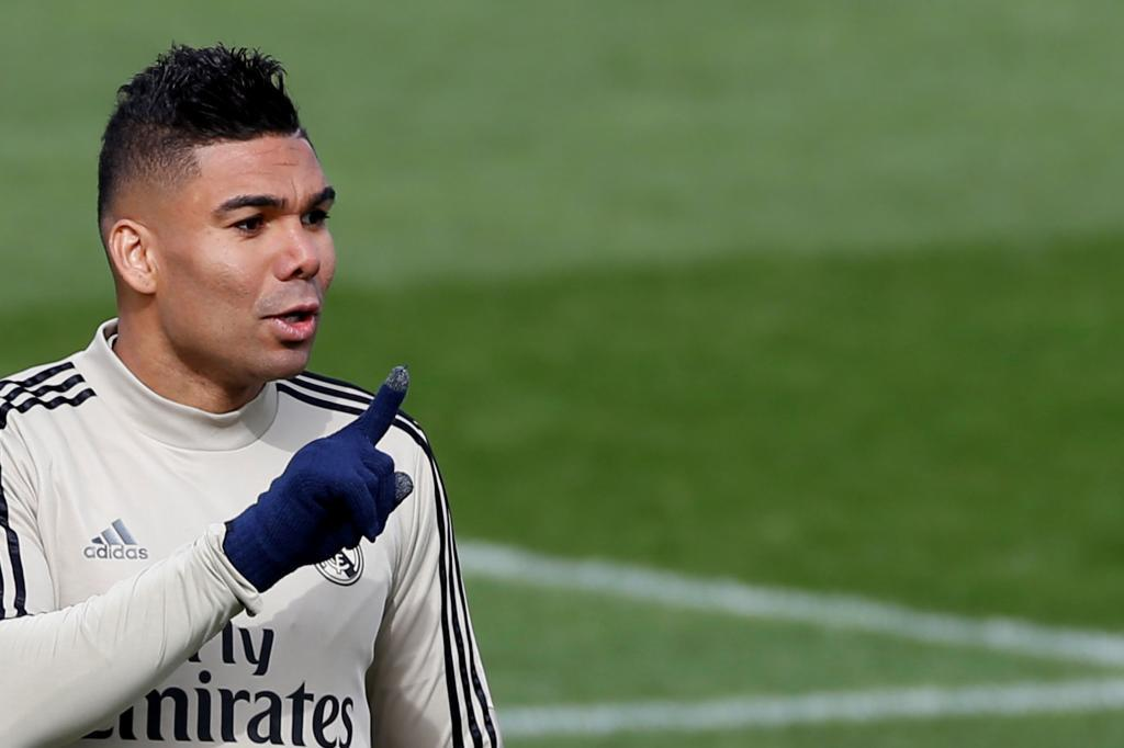 Real Madrid  Casemiro reigns supreme - Bóng Đá
