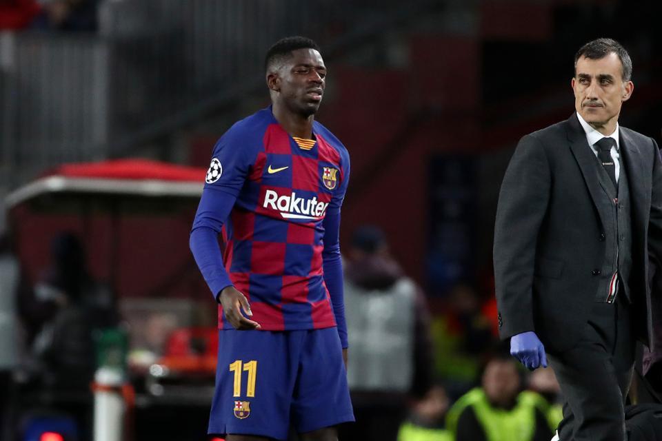 Barcelona prepared to keep Dembele: No takers at 60 million euros - Bóng Đá