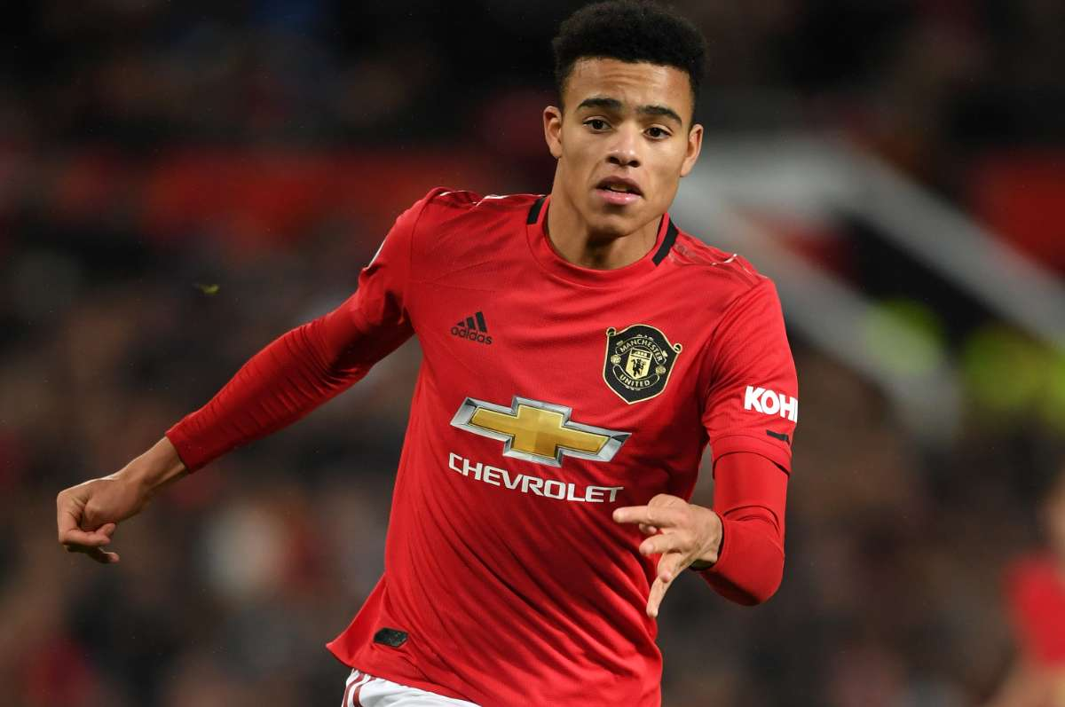 'He can be anything he wants to be': Gary Neville backs United starlet Greenwood to go right to the very top  - Bóng Đá