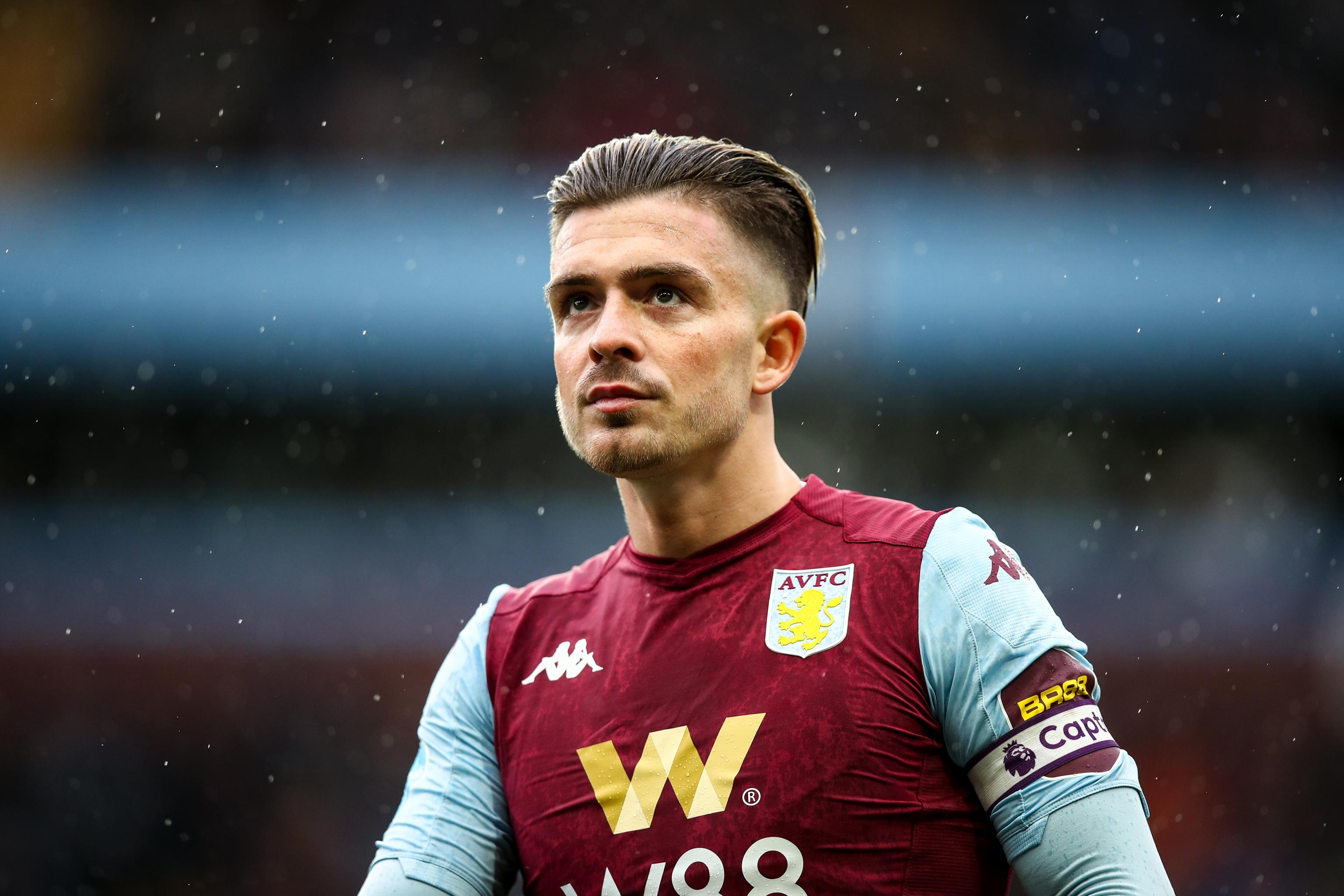 REPORT: Manchester United Have Jack Grealish Price Expectations - Bóng Đá
