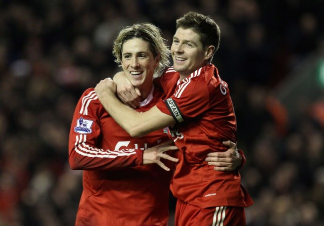 Steven Gerrard reveals why he preferred playing with Fernando Torres more than Luis Suarez    - Bóng Đá