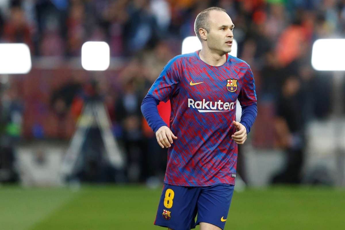 Iniesta makes comment about Liverpool being denied the PL title - Bóng Đá
