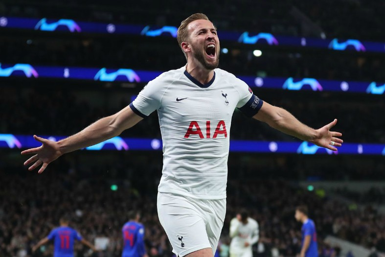 Juventus eye up summer move for Harry Kane - Bóng Đá