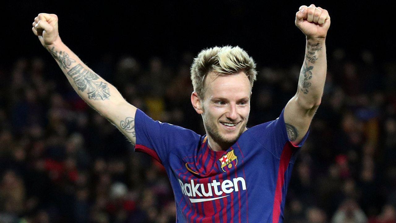 Rakitic: Barcelona have to be named champions if LaLiga Santander doesn't return - Bóng Đá