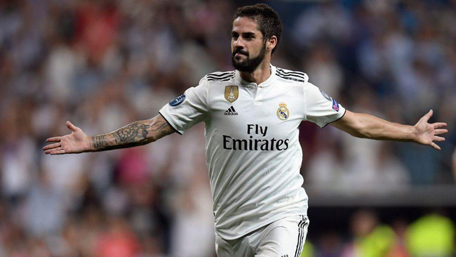 Isco sees light after a year to forget - Bóng Đá