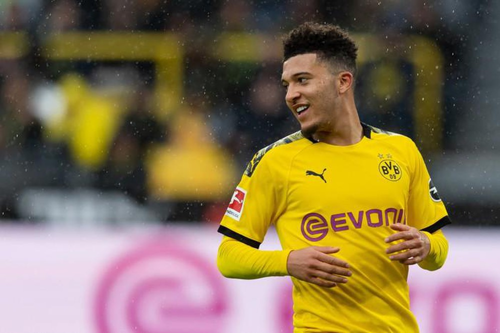 Man Utd believe they can buy Jadon Sancho for half the transfer fee Borussia Dortmund want - Bóng Đá