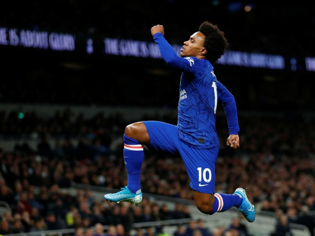 Willian to sign lucrative deal at Liverpool? - Bóng Đá