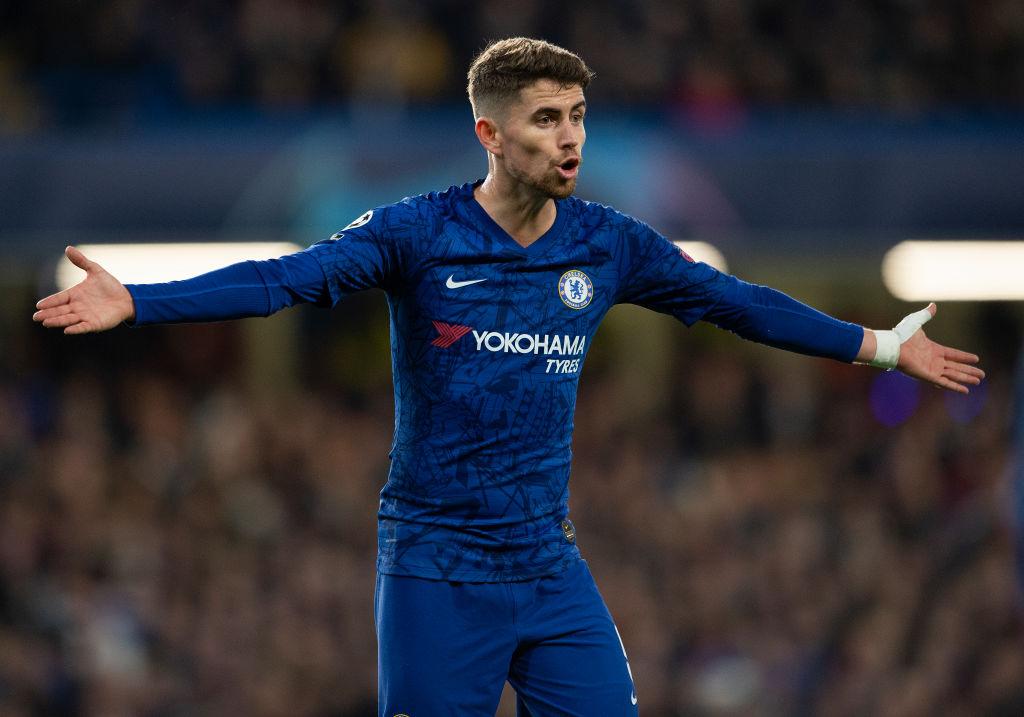 No contacts for Jorginho between Juventus and Chelsea — report - Bóng Đá