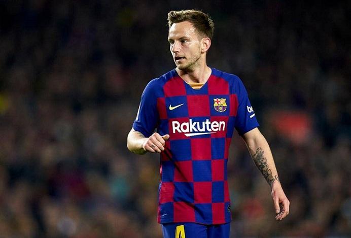 Rakitic wants to fulfil his Barcelona contract - Bóng Đá