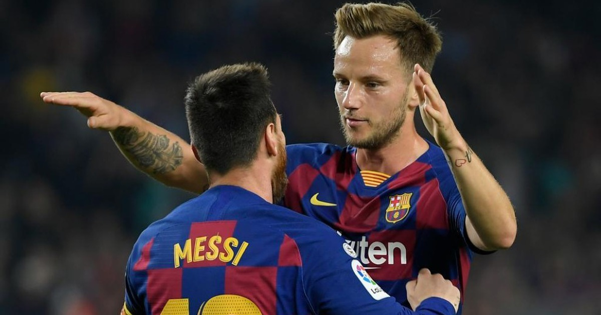 Rakitic wants to fulfil his Barcelona contract - Bóng Đá