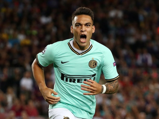 Manchester United 'still in contention for Lautaro Martinez' - Bóng Đá