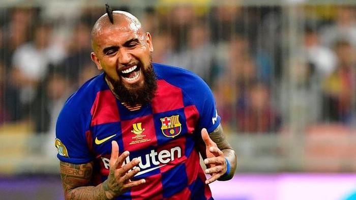 Nc247info tổng hợp: Vì 1 lý do, Arturo Vidal muốn tiếp tục gắn bó với Barcelona