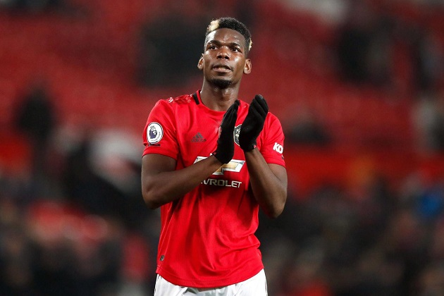 'The king is back': Man United fans get excited as Paul Pogba returns to training - Bóng Đá