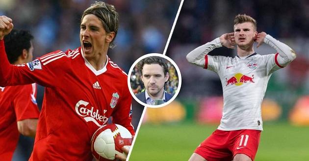 Owen Hargreaves lên tiếng, so sánh Timo Werner và Fernando Torres - Bóng Đá