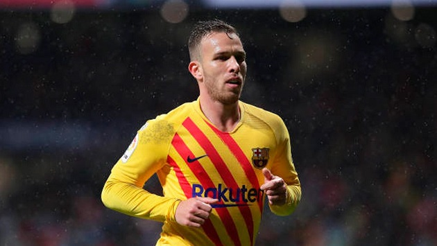 Juventus 'step up' pressure on Arthur Melo - Bóng Đá