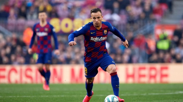 Juventus 'step up' pressure on Arthur Melo - Bóng Đá