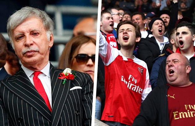 Arsenal owner Stan Kroenke won't pump funds into club despite Mikel Arteta transfer hopes - Bóng Đá