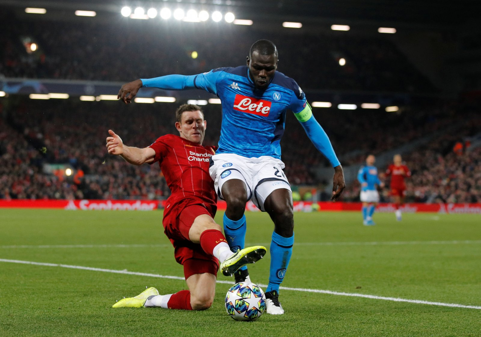 Manchester United are once again looking to get better at the back and they're being linked with Kalidou Koulibaly. - Bóng Đá